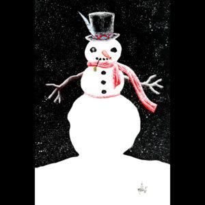 SnowmanPrints