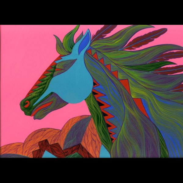 Spirit HorseGiclees