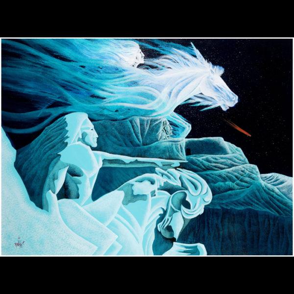 Spirit of Crazy HorsePrints