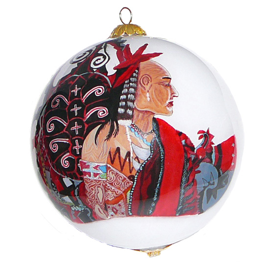 Power of Tradition Ornament