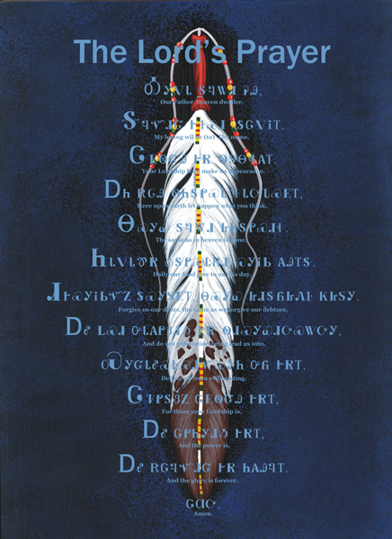Lord's Prayer - Cherokee