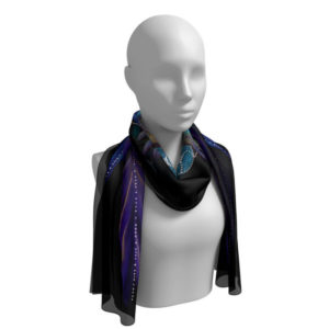 Feather of Wonder Scarf