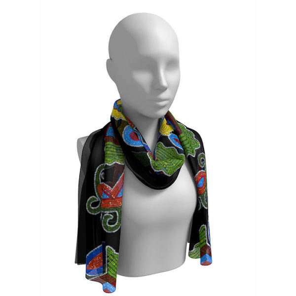 The Lesson Scarf